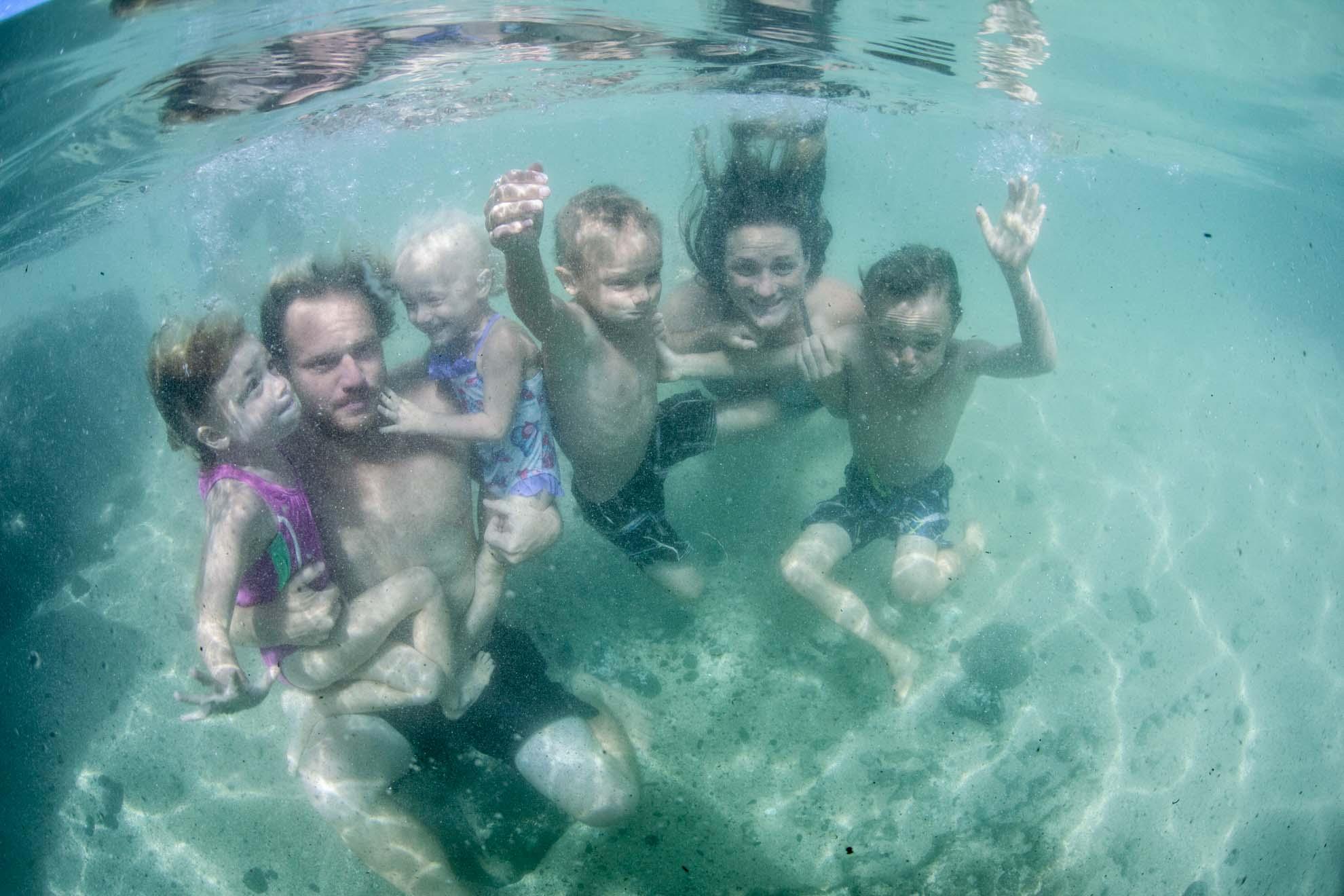 Hawaii Underwater Photography Hawaii Wedding Photographer