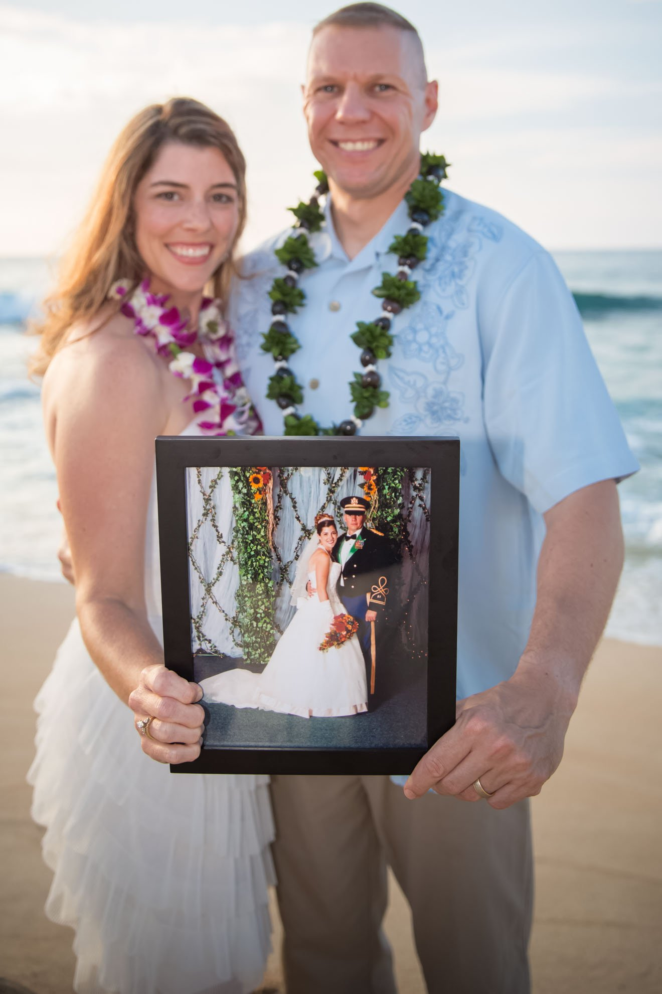 Hawaii Vow Renewals Photographer Wedding
